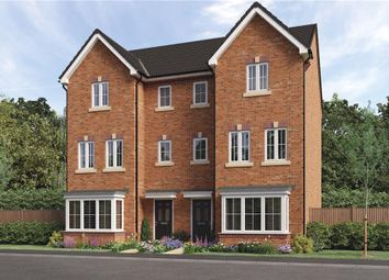 "Thumbnail 4 bed semi-detached house for sale in ""Chantry"" at Sophia Drive, Great Sankey, Warrington"
