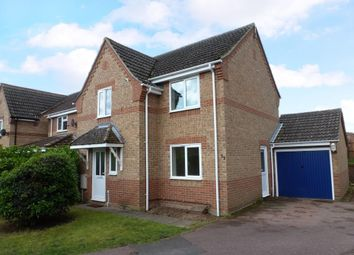 Thumbnail 3 bed detached house to rent in Primrose Drive, Brandon