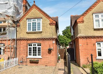 Thumbnail 3 bed semi-detached house for sale in Vicarage Road, Blackwater, Surrey
