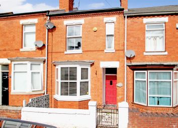 Thumbnail 3 bed terraced house for sale in Sovereign Road, Earlsdon, Coventry