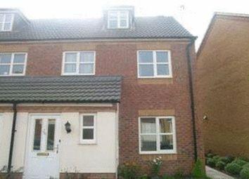 Thumbnail 2 bedroom semi-detached house to rent in Edmonstone Crescent, Nottingham