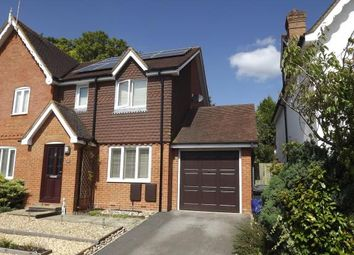 Thumbnail 3 bed semi-detached house for sale in Basingstoke, Hampshire, England