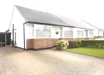 Thumbnail 2 bed semi-detached bungalow for sale in Brackenside, Heswall