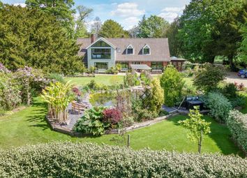 Thumbnail 5 bed detached house for sale in Drinkstone Park, Drinkstone, Bury St. Edmunds