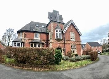 Thumbnail 2 bedroom flat to rent in Castle House Drive, Stafford
