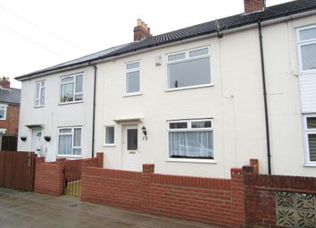 Thumbnail 3 bed terraced house for sale in Euston Road, Southsea