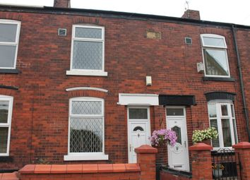 Thumbnail 2 bed terraced house for sale in Peel Street, Denton, Manchester