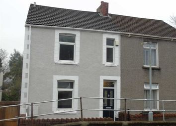 Thumbnail 3 bedroom semi-detached house for sale in Waun Road, Morriston, Swansea