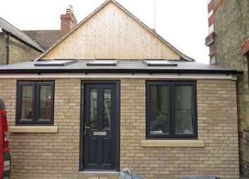 Thumbnail 1 bed terraced bungalow for sale in Whytefield Road, Ramsey, Huntingdon