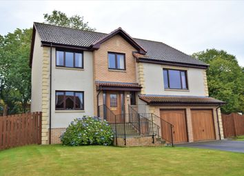 Thumbnail 4 bed detached house for sale in Boswell Park, Inverness