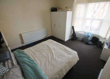Thumbnail 3 bed terraced house to rent in Harrow Road, West End, Leicester