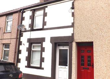 Thumbnail 2 bedroom terraced house to rent in Stryd Y Wyddfa, Penygroes, Gwynedd