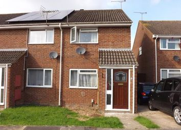Thumbnail 2 bedroom end terrace house for sale in Leslie Close, Freshbrook, Swindon, Wiltshire