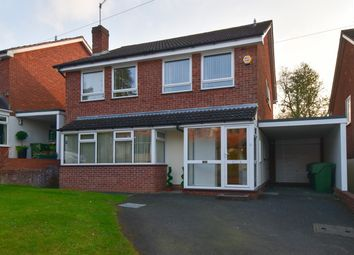 Thumbnail 4 bed detached house for sale in Chapel Street, Bromsgrove