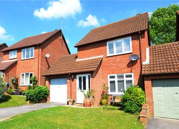 Thumbnail 2 bedroom link-detached house for sale in Burgess Close, Odiham, Hook