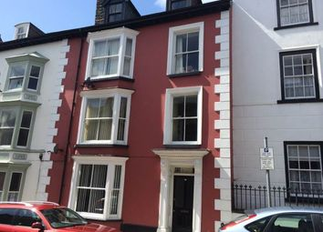 Thumbnail 1 bed flat to rent in Bridge Street, Aberystwyth, Ceredigion