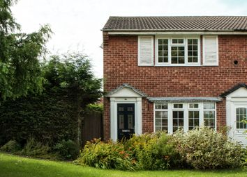 Thumbnail 2 bed semi-detached house to rent in Suthers Road, Kegworth, Derby