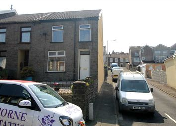 Thumbnail 3 bed end terrace house for sale in Tylacelyn Road, Penygraig, Tonypandy
