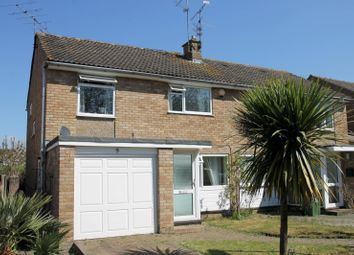 Thumbnail 3 bed semi-detached house to rent in Erica Way, Horsham