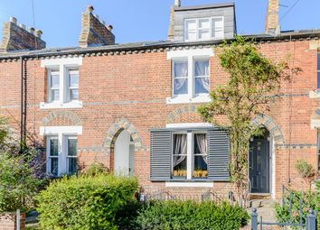Thumbnail 4 bedroom terraced house for sale in Richmond Road, Oxford
