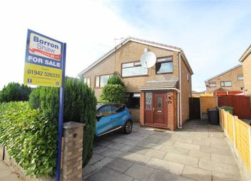 3 bed semi-detached house for sale in Platt Lane, Whelley, Wigan WN1