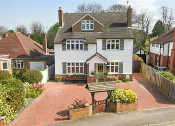 Thumbnail 5 bed detached house for sale in West Grove, Hersham, Walton-On-Thames