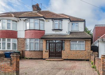 5 bed semi-detached house for sale in Hillside Gardens, Edgware, Greater London. HA8