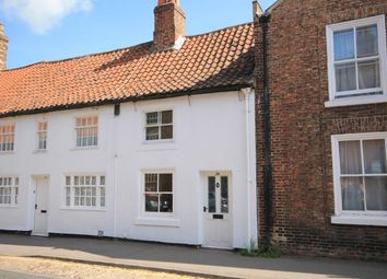 Thumbnail 2 bed cottage to rent in Kirkgate, Thirsk