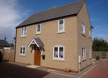 Thumbnail 3 bed detached house to rent in Chicheley Close, Soham