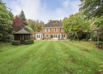 Thumbnail 4 bed detached house to rent in Westfield Road, Beaconsfield