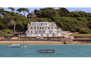 Thumbnail 2 bed flat to rent in The Beach, Totland Bay