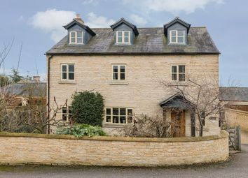 Thumbnail 5 bed detached house for sale in Durant Farm Drive, Barrowden, Oakham