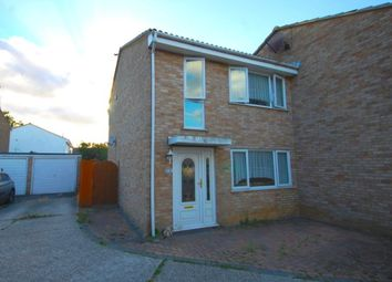 Thumbnail 3 bed link-detached house for sale in Daffodil Way, Springfield, Chelmsford