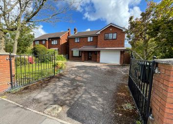 Thumbnail 5 bed detached house for sale in Chapel Road, Hesketh Bank, Preston