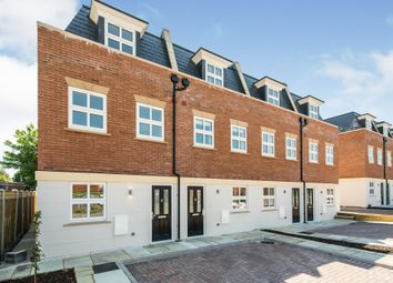 Thumbnail 4 bed town house for sale in Western Road, Andover