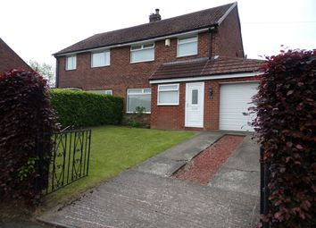 Thumbnail 3 bed semi-detached house for sale in Park Avenue, Prudhoe