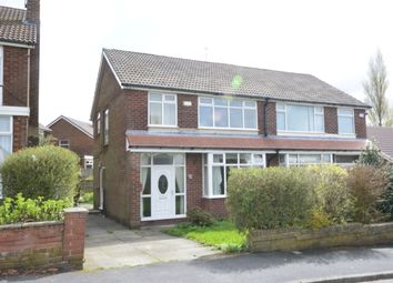 Thumbnail 3 bed semi-detached house to rent in Buttermere Road, Farnworth, Bolton