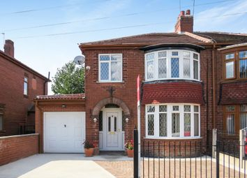Thumbnail 3 bed semi-detached house for sale in Argyll Avenue, Pontefract