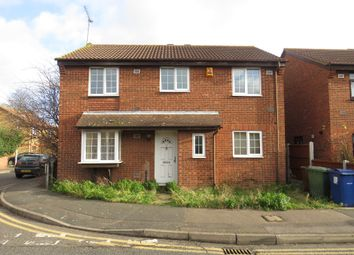 Thumbnail 4 bed detached house for sale in Manor Way, Grays