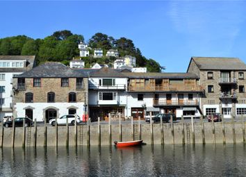 Thumbnail 3 bed maisonette for sale in The Quay, East Looe, Looe, Cornwall