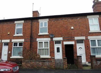 Thumbnail 3 bedroom terraced house for sale in Charles Street, Higher Hillgate, Stockport
