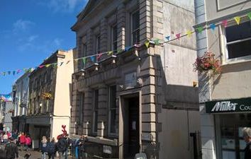 Thumbnail Office for sale in 34 Church Street, Falmouth, Cornwall