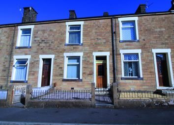 Thumbnail 3 bed terraced house for sale in East Street, Pendle, Lancashire