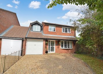 Thumbnail 4 bedroom link-detached house for sale in Kelburn Close, Chandler's Ford, Eastleigh