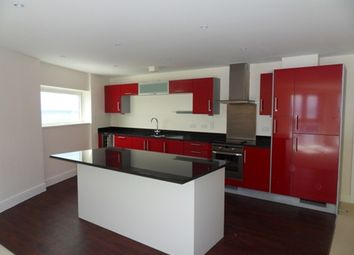 Thumbnail 3 bed flat to rent in Meridian Tower, Trawler Road, Swansea.