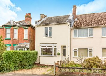 Thumbnail 2 bed semi-detached house for sale in Whites Road, Bitterne, Southampton