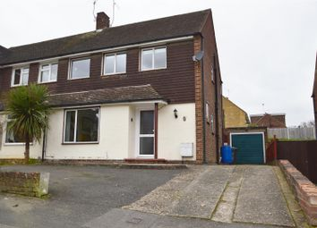 Thumbnail 3 bedroom semi-detached house for sale in Sycamore Drive, Aylesford