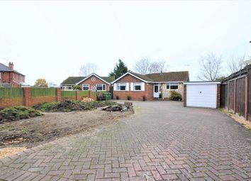 Thumbnail 3 bed detached bungalow for sale in Hillside Avenue, Southampton
