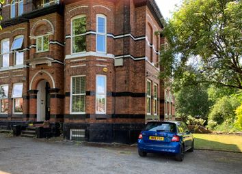 Thumbnail 2 bed flat for sale in Alness Road, Whalley Range, Manchester