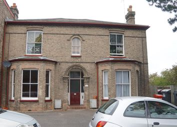Thumbnail 1 bedroom flat to rent in Park Road, Ipswich